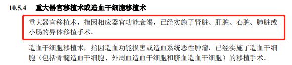 康惠保旗舰版2.0的移植赔付条件.png